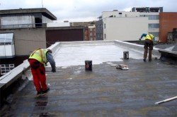 Roof weatherproofing & maintenance by D. Coakley Ltd. Roofing, Dublin, Ireland
