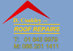D. Coakley Ltd. Roof Repairs, Dublin